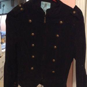 Marciano black jacket- Small